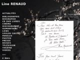 Line Renaud - Site officiel