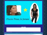 Forum Flavie Péan
