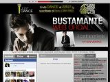 David Bustamante, site officiel
