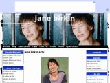 Jane Birkin - Site