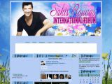 Sakis Rouvas International Forum