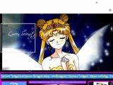 Au royaume de la lune: Sailor Moon Serenity