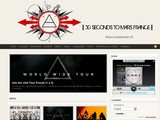 30 Seconds To Mars France - Site