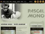 Pascal Mono Site Officiel