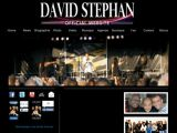David Stephan - Site officiel