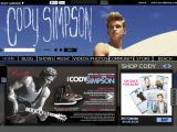 Cody Simpson, Official Website