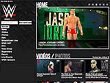 Site officiel français WWE