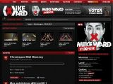 Site Officiel de Mike Ward