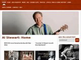 Al Stewart, le site officiel