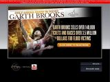Garth Brooks, le site officiel
