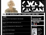 Site officiel de Gwen Stefani