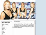 Brittany Snow - site officiel
